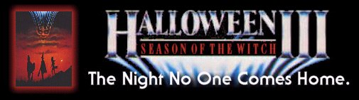 HALLOWEEN III: SEASON OF THE WITCH (1982) - The Night No One Comes Home