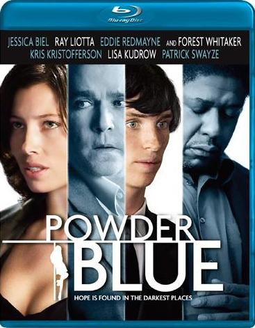 Picture movie powder